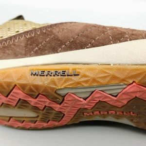 "Merrell Shoes - Merrell Lorelei Leather ""Expresso"" Zip Up 8.5"